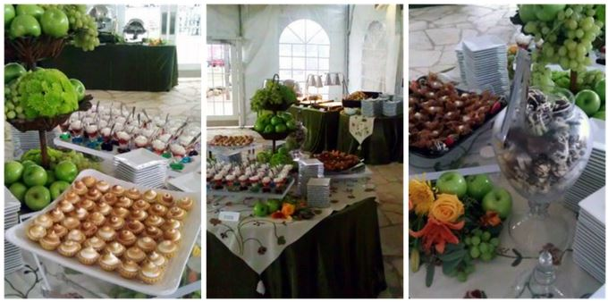 An example of our event catering in Austin, TX