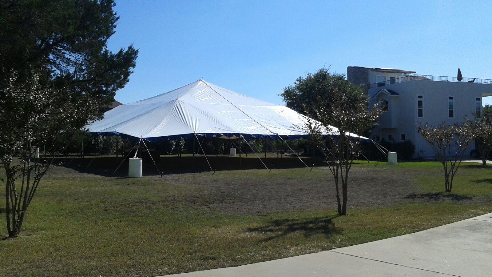 Sterling Events Tent