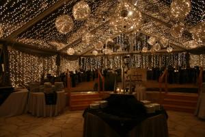 Sterling Events Austin wedding lighting