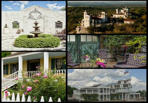Pioneer Farms, Palazzo Lavaca, Vista on Seward Hill, Villa Antonia