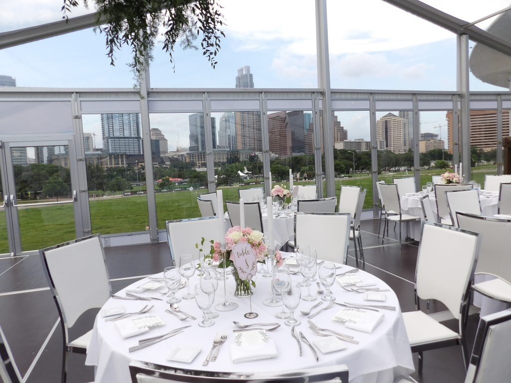 Skyline Tent & The Long Center - Sterling Events Austin